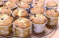 カップケーキ&黒糖くるみパン - ~あこパン日記~さあパンを焼きましょう