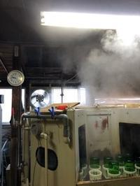 瓶洗い&「祿」720ml瓶詰 - 日本酒biyori