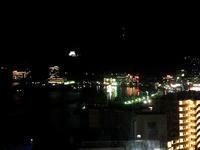 ホテルの窓からの眺め - やさしい時間