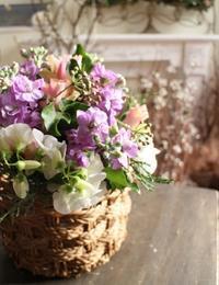 少女に贈るブーケ - あなたらしい花あるくらしを共に描く 花色空間Vertu