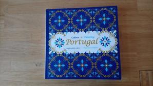 ポルトガルタイルの塗り絵 - 海外でも日本語でバレエレッスン♪  湯浅美華バレエ教室 in フランクフルト