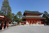 平安神宮 - アンチLEICA宣言