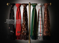 WEARMASTERS SCARF 2018 FALL/WINTER 入荷いたしました。 - ROCK-A-HULA Vintage Clothing Blog