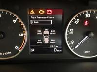 タイヤの空気圧表示 - クルマとカメラで遊ぶ日々は…