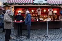 ギリシャ、ケニア、ドイツの旅(その15)(ニュルンベルク)クリスマスマーケット - 旅プラスの日記