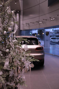 white christmas@ポルシェセンター神戸 - Cherish~大切なもの