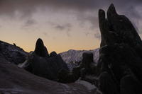 初冬の山旅燕岳 - 人生山あり