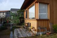 冬の光/児島の小さなアトリエ/Tiny Atelier/倉敷 - 建築事務所は日々考える