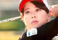 『 ゴルフの女神 ; Earrings - K18 + AKOYA Pearl 』 - Zelkova.Kの気まぐれJewelry日記
