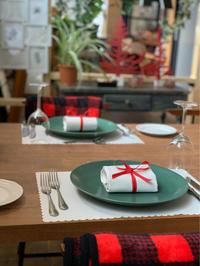 クリスマスディナーのお席状況 - レストランルセットの日々