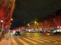 Les décorations de Noël pour 2018 ~La création de l'Avenue des Champs-Élysées~ - おフランスの魅力