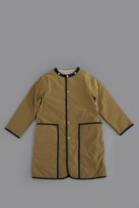 GRANDMA MAMA DAUGHTERNo Color Quilted Coat - un.regard.moderne