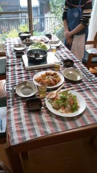 やってみなきゃ覚えないぜ!横浜タイ料理教室 - 日本でタイメシ ときどき ***
