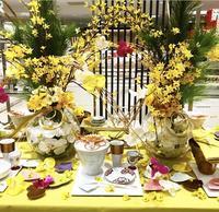 岩田屋の迎春テーブルコーディネート(新館6階ステージ6) - Table & Styling blog