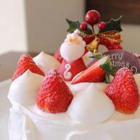 クリスマスケーキのご予約は明日14日(金)まで! - Lieben rosa