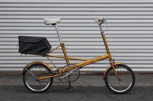 Moulton Bicycle 入荷 - Bat Motorcycles Italian