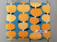 果物柄のシンプルポシェット - *Smile Handmade* ~スマイルハンドメイドのブログ~