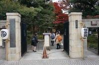 東京紅葉散歩(小石川後楽園・錦秋の絶景) - マルオのphoto散歩