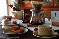 京都の焼き菓子と珈琲、北欧の器 - 暮らしを紡ぐ
