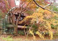 ただいま秋の和室公開中!(12/11まで) - 大佛次郎記念館NEWS
