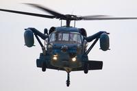 2018百里基地航空祭UH-60J - 飛行機&鉄道写真館
