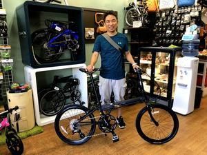 DAHON 2019年モデル スピードファルコご納車です。 - カルマックス タジマ -自転車屋さんの スタッフ ブログ