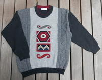 Givenchy 80's knit - carboots
