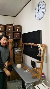 機織り体験 - 手作りフラメンコアクセサリー通販ショップSharifa(シャリファ)のブログ