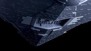 「STAR WARSで最初に画面に出てくる宇宙船」がついにプラモになった話 - 超音速備忘録