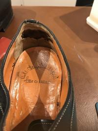 腰裏(カウンター)修理 - Shoe Care & Shoe Order 「FANS.浅草本店」M.Mowbray Shop