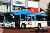 (2018.10) 川崎市バス・S-4010 - バスを求めて…