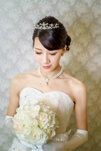 卒花嫁様アルバム ホテル椿山荘東京の花嫁様より ロイヤルベルベットとケリー - 一会 ウエディングの花