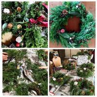 藍hana クリスマスワークショップ - Rico 花の教室