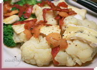 簡単!チーズでホットサラダ - aiai @cafe