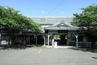 養老鉄道養老駅 - レトロな建物を訪ねて