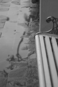 Rain day - floating mind