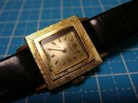 アンティークユニバーサルジュネーブ18金無垢時計 - アンティーク(骨董) テンナイン
