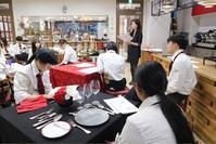 キャリナリー製菓調理専門学校ゲスト講師① - Table & Styling blog