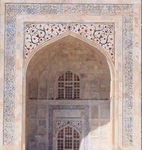 デリー界隈のイスラーム文様 - Blue Lotus