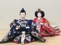 おひな様の作り方お顔編その3 - 人形屋の作法