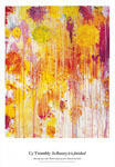 Cy Twombly: Untitled, 2001 ポスター - Satellite
