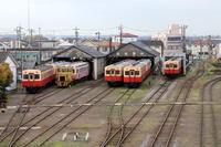気動車天国- 小湊鐵道 - - ねこの撮った汽車