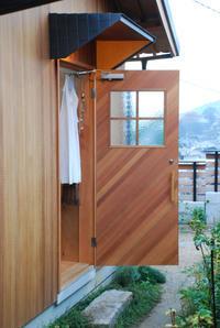 斜め張り/児島の小さなアトリエ/Tiny Atelier/倉敷 - 建築事務所は日々考える
