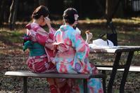 渋谷・代々木公園の点景。。 - 一場の写真 / 足立区リフォーム館・頑張る会社ブログ