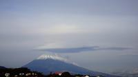 きょうの富士山 - ニット美津江・ダイアリー
