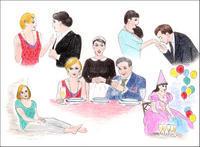 ★シネマの時間★第49回映画『マダムのおかしな晩餐会』 - 佑美帖
