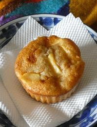 りんごのマフィン - そらいろのパレット