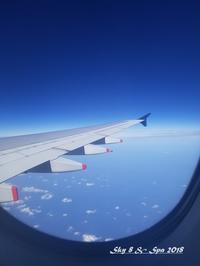 ◆ 8カ月ぶりにクアラルンプールへ「往路編」(2018年12月) - 空と 8 と温泉と