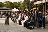 八坂神社奉納演武⑴ - アンチLEICA宣言