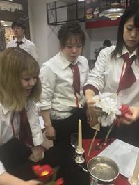キャリナリー製菓調理専門学校② - Table & Styling blog